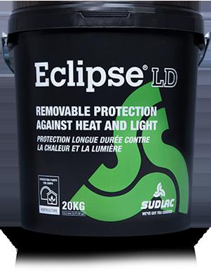 peinture d'ombrage Eclipse LD, protection longue durée pour l'horticulture sous serres