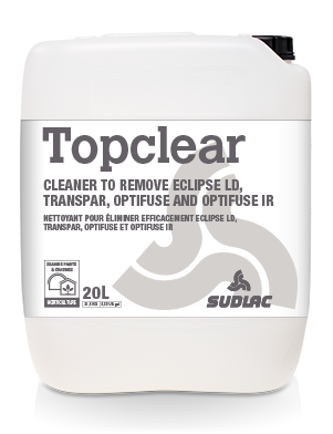 Topclear product shot