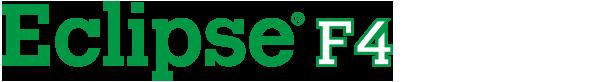 Logo Eclipse F4