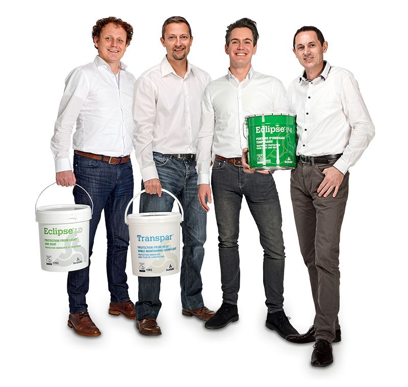 Il team di vendita Sudlac