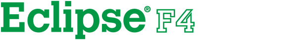 Eclipse F4 logo