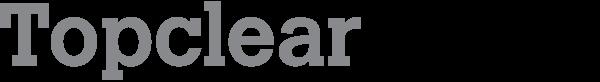 Topclear logo