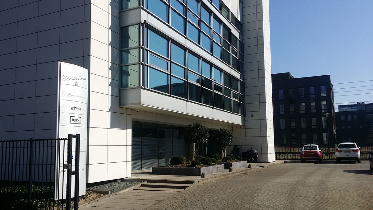 Sudlac Office at Purmerend, Holland