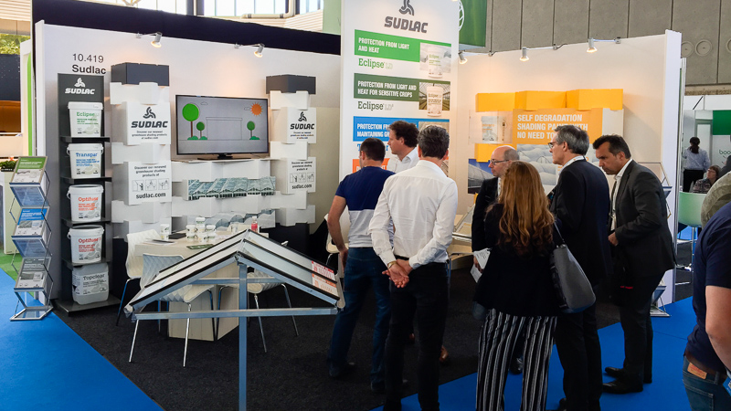 Sudlac at Greentech 2018