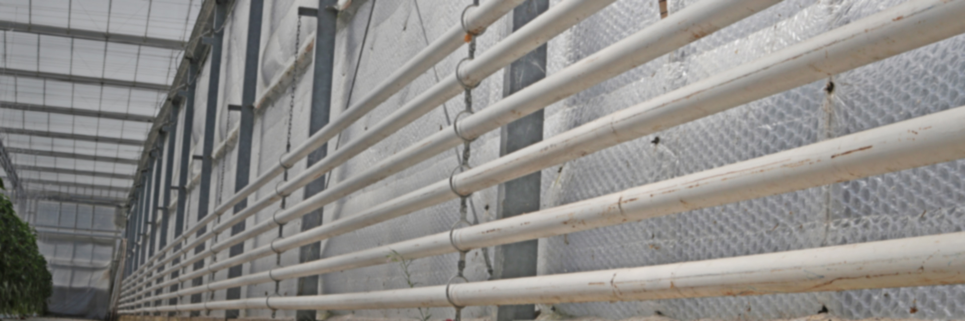 Pipeprotect for efficient heating pipes in your greenhouse