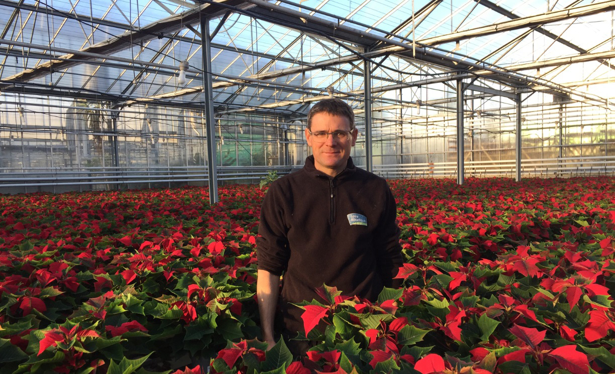 Barrault, a satisfied customer who uses Eclipse F2 to protect its most fragile plants