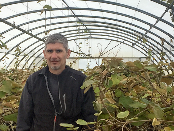 Ludovic Leval: Eclipse F4 helps the Angers nursery's plants to thrive