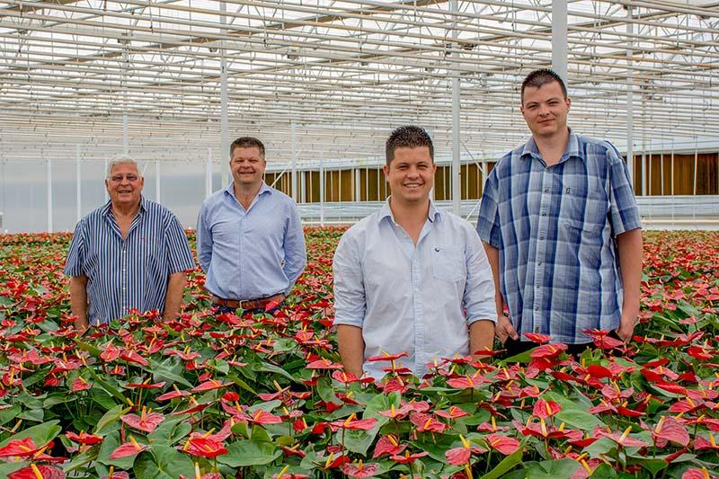 Geert van Geest - LVG plants South Africa